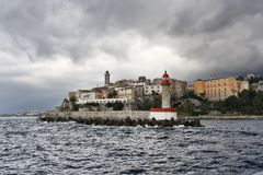 France, Corsica, Bastia Royalty Free Stock Photography