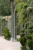 France, Enceladus Grove in the park of  Versailles Palace Stock Photo