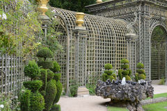 France, Enceladus Grove in the park of  Versailles Palace Royalty Free Stock Photos