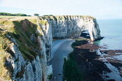 France, Etretat Stock Images
