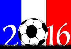 France 2016 Royalty Free Stock Image