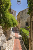 France. Eze-Village town2 Royalty Free Stock Photos