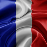 France flag Stock Image