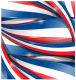 France flag background Royalty Free Stock Photos