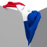 France flag Stock Photos