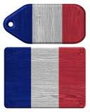 France flag Stock Images