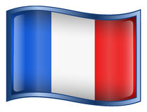 France Flag Icon Stock Image