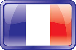 France Flag Icon. Royalty Free Stock Image