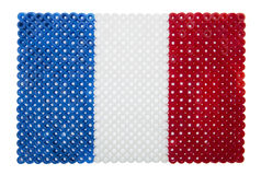 France flag Royalty Free Stock Photo