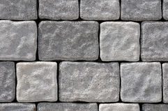 France, flagstone for paving in a garden Royalty Free Stock Image