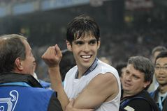 France Football 2009 Best 30 Players - Kaka Stock Photos