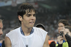 France Football 2009 Best 30 Players Kaka Royalty Free Stock Photo