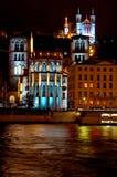France fourviere hill Lyon Zdjęcia Royalty Free
