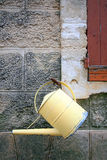 France - Gigondas. In a center of a village in Provence (South of France stock images