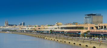 France, Gironde, Bordeaux, area listed as World Heritage by UNES Stock Photography
