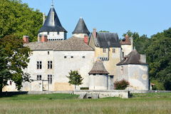 France, Gironde, Brede castle, Montesquieu Royalty Free Stock Photos