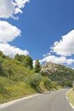 france gordes Provence droga Zdjęcia Stock