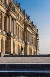 france grodowy sławny pałac królewski Versailles Obrazy Royalty Free