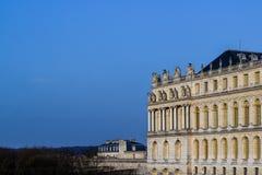 france grodowy sławny pałac królewski Versailles Obrazy Stock