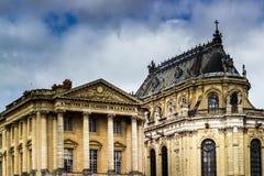 france grodowy sławny pałac królewski Versailles zdjęcie royalty free