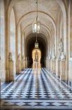 france grodowy sławny pałac królewski Versailles Zdjęcia Royalty Free