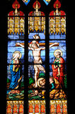 France, Guerande church Royalty Free Stock Images