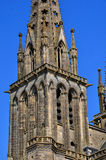 France, historical cathedral of Sees Royalty Free Stock Image