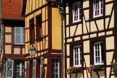 france historiska hus Arkivbild