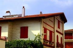 france hus arkivfoton