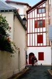 france hus arkivfoto