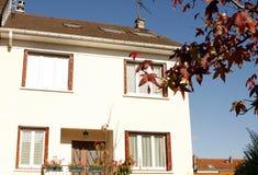 france hus Arkivbild