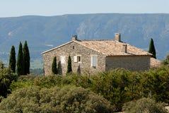 france hus provence Royaltyfri Fotografi