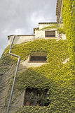 france hus typiska provence Arkivbilder