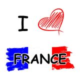 France Royalty Free Stock Photos