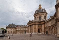 France Institut in Paris Royalty Free Stock Images