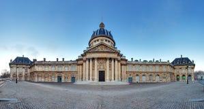 France institute - academy of literature in Paris Stock Photos