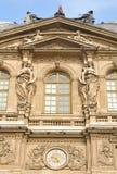 france juni luftventilmuseum 2007 paris Arkivbild