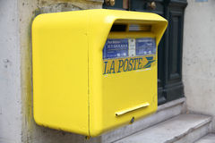 France - La Poste Stock Images