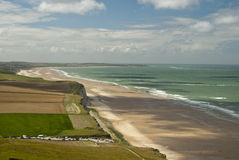 Cap Blanc Nez Stock Photography
