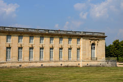 France, le Grand Trianon in Marie Antoinette estate Royalty Free Stock Images