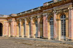 France, le Grand Trianon in Marie Antoinette estate Stock Photography