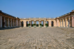 France, le Grand Trianon in Marie Antoinette estate Royalty Free Stock Photos