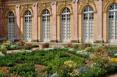 France, le Grand Trianon in Marie Antoinette estate Royalty Free Stock Photo