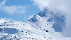 France, Les Arcs Royalty Free Stock Photography