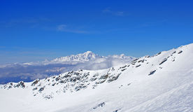 France, Les Arcs Stock Images
