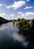 France lot river lot cahors Stock Photos