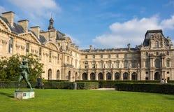 france louvre Paris zdjęcie royalty free