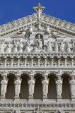 France; Lyon; Lyons; basilica of Four Royalty Free Stock Images