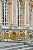 France, the Marie Antoinette estate in the parc of Versailles Pa Stock Image