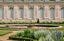France, the Marie Antoinette estate in the parc of Versailles Pa Stock Photography